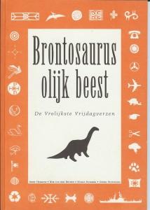 Brontosaurus olijk beest